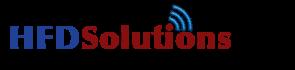 HFDsolutions Logo with Slogan