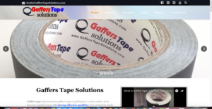 Gaffers Tape   HFD Solutions