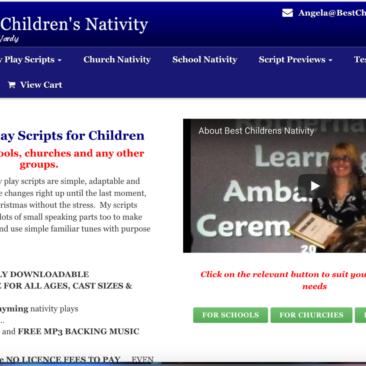 Children's Nativity Plays   HFD Solutions