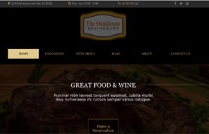 Steakhouse   HFD Solutions